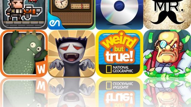 Today's Apps Gone Free: Random Heroes, Radio Alarm Clock HD, LeechTunes And More