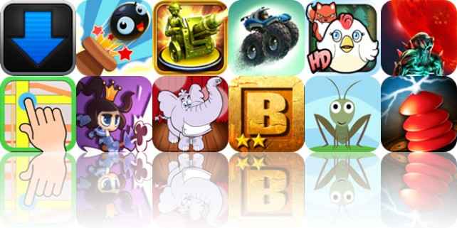 Today's Apps Gone Free: Download Agent, Jelly Cannon Reloaded, Toy Defense And More