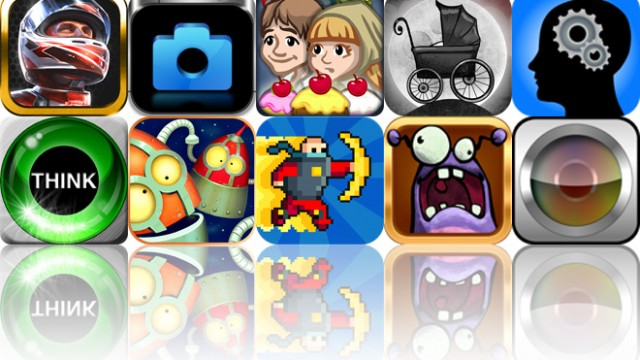 Today's Apps Gone Free: DrawRace 2, Blux Camera, Grimm's Hansel And Gretel And More