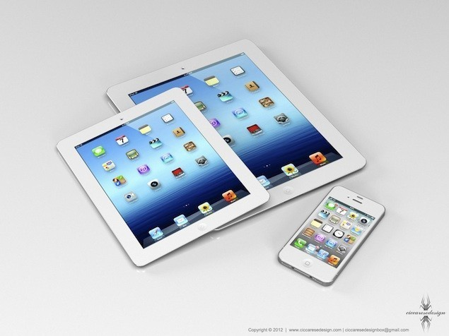 Bazinga! Apple's iPad Mini Event Likely Oct. 17
