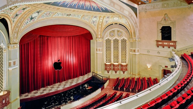 Apple And The California Theatre Have A Musical History Together