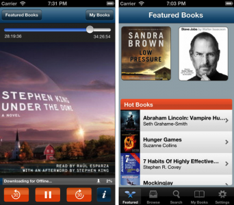 With Audiobooks App You Can Stream And Download Unlimited Books For One Monthly Price