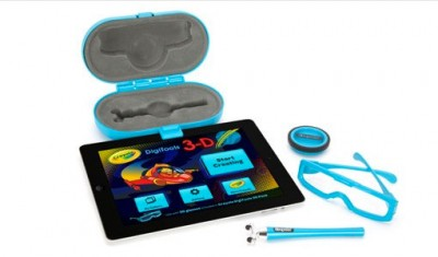 Your Budding Digital Artist Should Have Fun With These New DigiTools From Crayola And Griffin