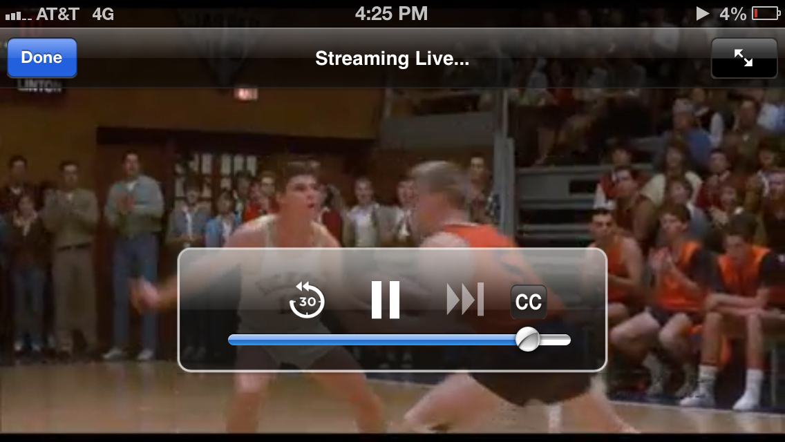 Truly On-The-Go Live TV Streaming Comes To DirecTV For iPhone