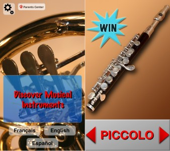 Win Discover Musical Instruments And Encourage Early Learning
