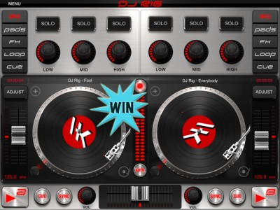 Mix, Scratch And Blast Your Beats On-The-Go By Winning DJ Rig For iPad