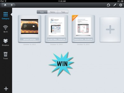 Be More Productive While On The Go By Winning A Copy Of DocAS