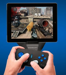 Kick Back And Play Some Great Gameloft Titles With The Duo Gamer Controller