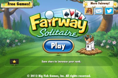 Come And Get Your Free Copy Of Fairway Solitaire For iPhone