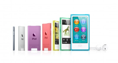 Apple's 2012 iPod Lineup Is Now Available At Retail Outlets And Online