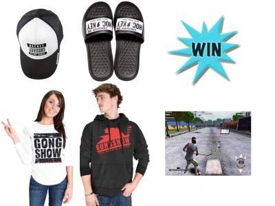 Show Off Your Skills And Win New Gear By Playing Gongshow Saucer King