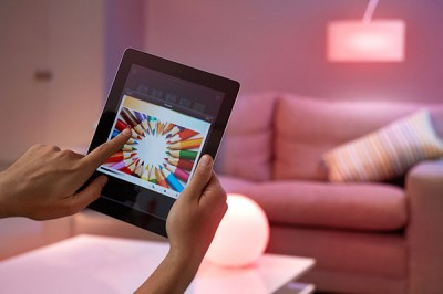 New Hue Lighting System Can Be Controlled Directly From Any iOS Device