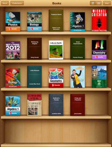 Scroll Through The Impressive List Of Improvements In iBooks 3.0