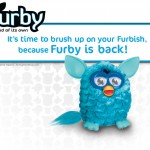 Furby Is Back And This Time It Loves Apple Products