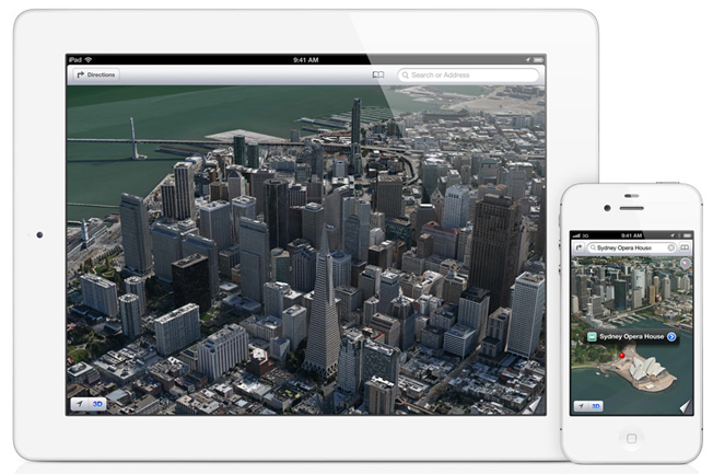 New Survey Suggests iOS 6 Maps Issue Is ... Not An Issue?