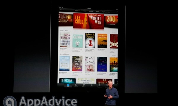 Apple Announces iBooks 3.0