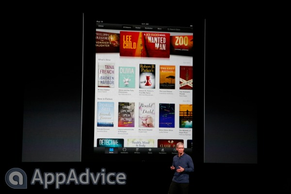 Apple Announces iBooks 3.0