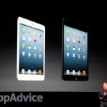 As Preorders Begin, White iPad mini Already Sold Out