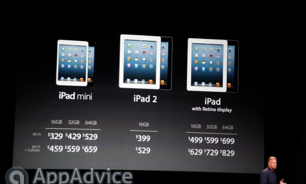 Why I'm Buying An iPad mini And Not An iPad With Retina Display