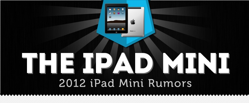 All Of The Wacky 'iPad Mini' Rumors In One Fantastic Place