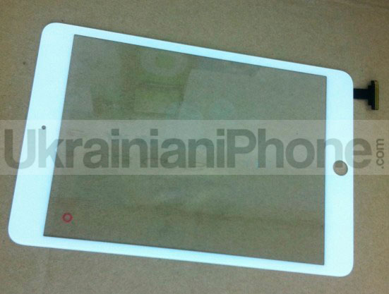 New Photos Purportedly Show Parts From The iPad Mini