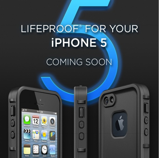 LifeProof Case For The iPhone 5 Expected Within The Next Month