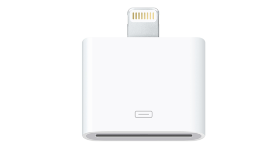Want To Use 30-Pin Accessories With The iPad mini? You'll Need An Adapter