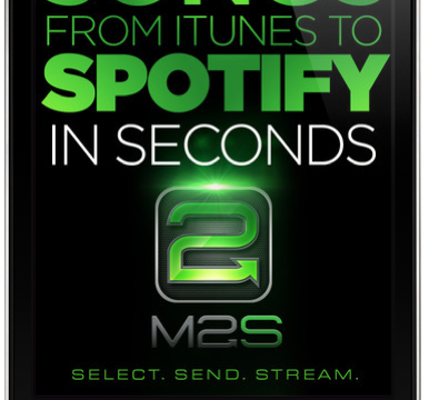 With M2S For Spotify, There Is No Longer A Need For Two Music Apps