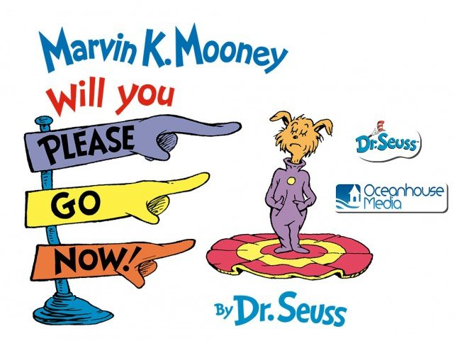 'Marvin K. Mooney Will You Please Go Now' Is Available In The App Store As Of Now