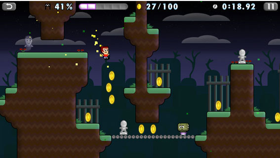 Mikey Shorts Halloween Will Slide Into The App Store Soon