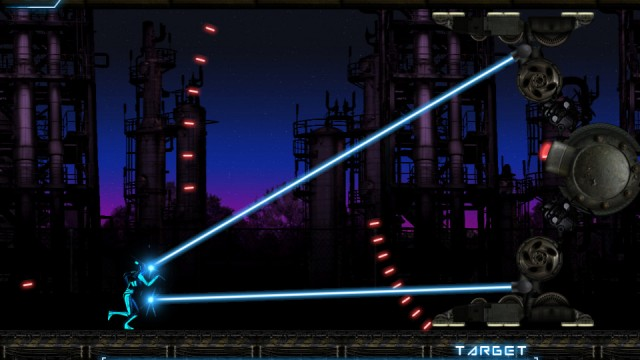 Test Your Reflexes While Running Through The Sci-Fi World Of Polara