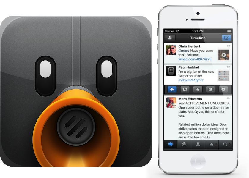 Tweetbot Maker Introduces Netbot, An App.Net Client For iPhone