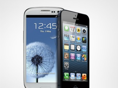 New Survey Suggests The iPhone 5 Is Besting The Galaxy S III