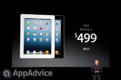 Apple Announces Fourth Generation iPad