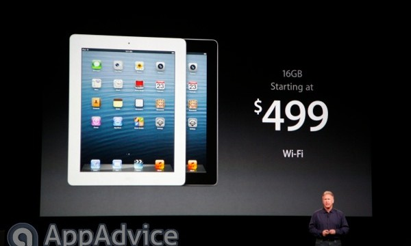 Apple Announces Fourth Generation iPad