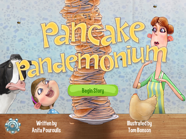 Get Hungry For Breakfast In Pancake Pandemonium