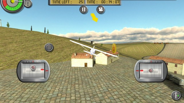 RC Plane 2 Successfully Makes It To iPhone 5 And New iPod Touch