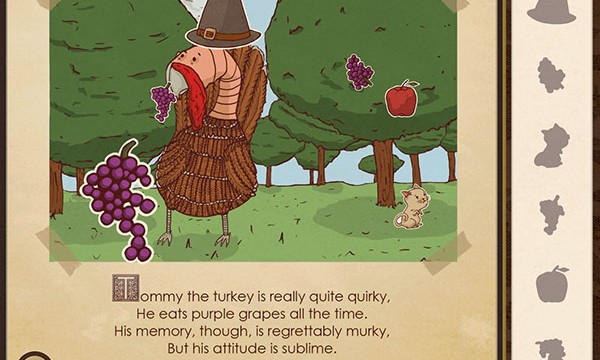 Your Kids Will Want To Stick With The Rinky Dinky Rhyme Book For The iPad