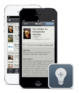 Recall for iPhone Remembers Pop Culture Recommendations So You Don't Have To