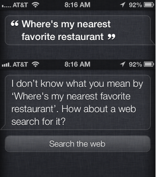 Apple, give Siri a clue