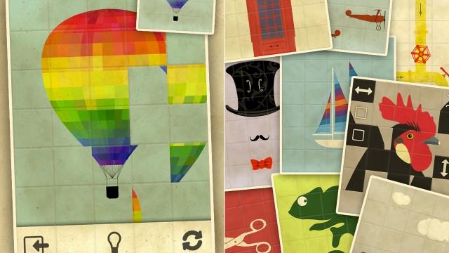 FDG Announces Slide Circus, The Next Generation Sliding Puzzle Game