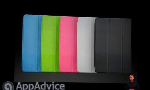 Apple Unveils The First iPad Mini Accessory, A Smart Cover