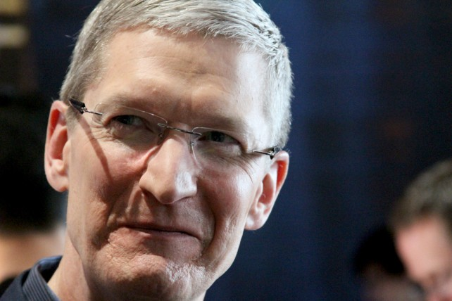 Tim Cook Hopes To See China As Apple's Largest Market In Near Future