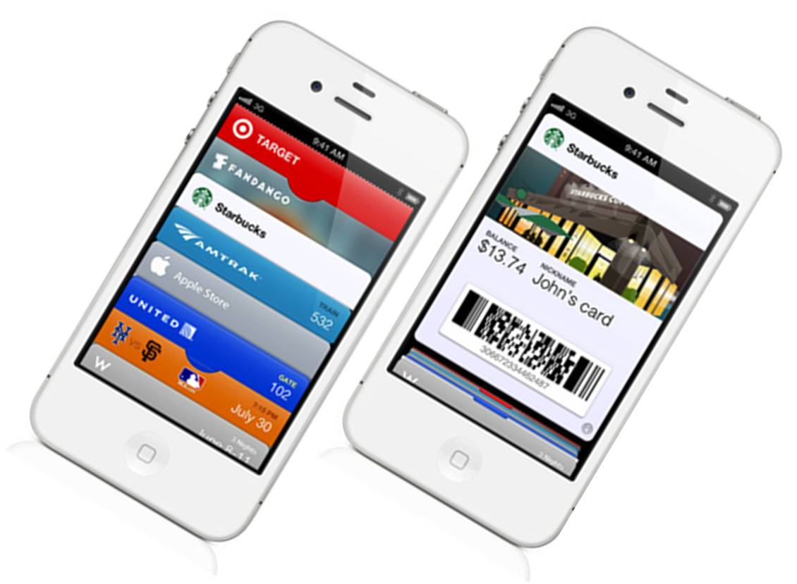 Company Believes Apple's Passbook Violates Four Of Their Patents