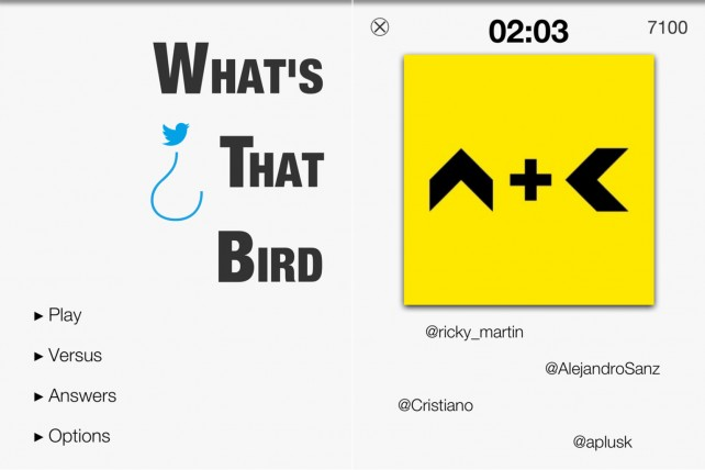 It's A Battle Of The Tweeters To Answer, 'What's That Bird?'