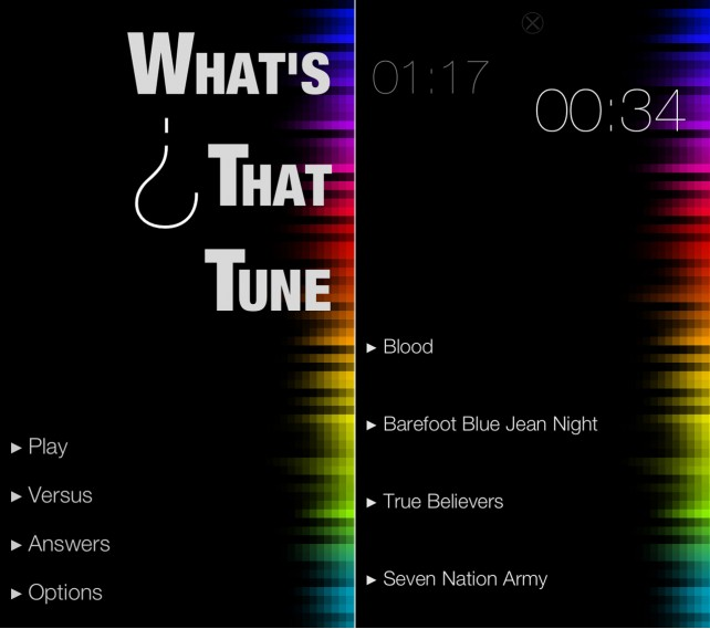 How Fast Can You Answer, 'What's That Tune?'