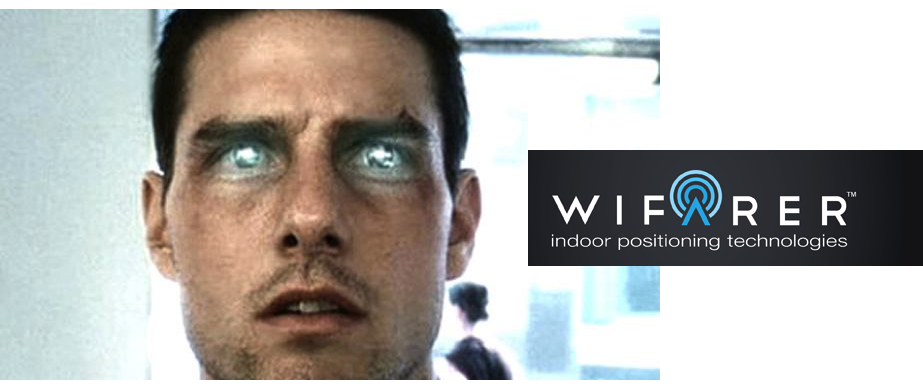 Paging Tom Cruise: With Wifarer, Indoor Mapping Becomes A Reality