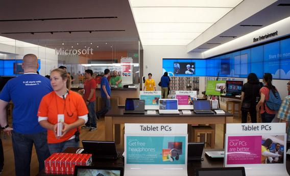 On Black Friday, Customers Bought iPads Not Surfaces