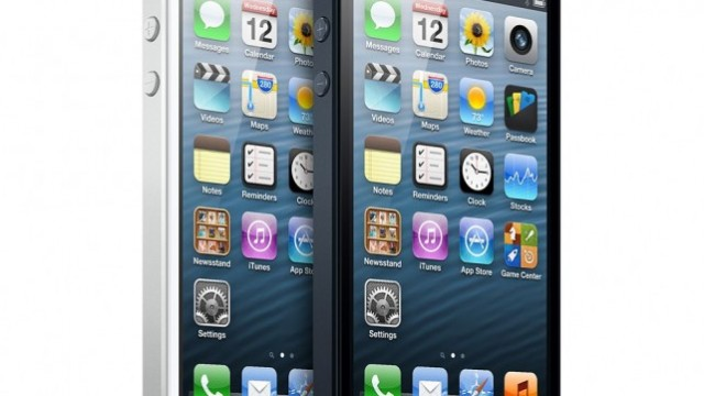 Foxconn Cannot Keep Up With iPhone 5 Demand
