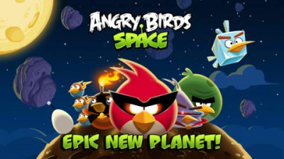 Rescue The Mars Curiosity Rover In The Red-Hot New Levels Of Angry Birds Space
